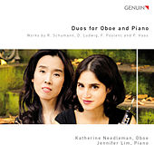 Duos for Oboe & Piano by Katherine Needleman
