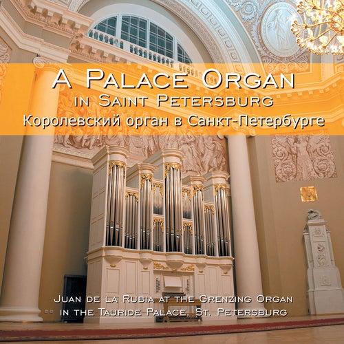 A Palace Organ in Saint Petersburg by Juan de la Rubia