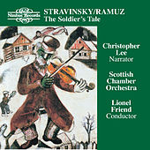 Stravinsky: The Soldier's Tale by Christopher Lee