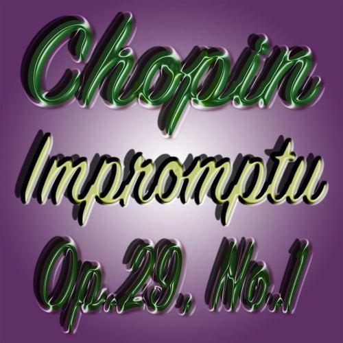 F. Chopin: Impromptu in A-Flat Major, Op. 29, No. 1 by Joohyun Park