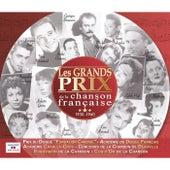 Les Grands Prix de la chanson française (1930-1960) by Various Artists