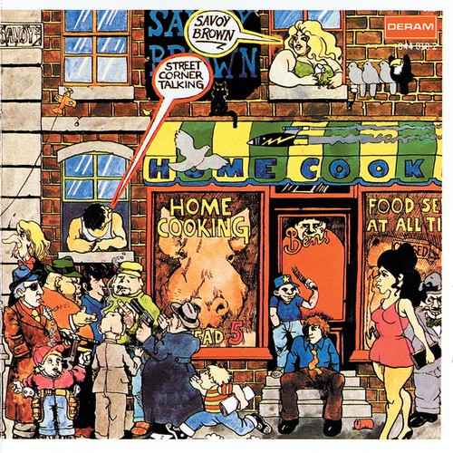 Street Corner Talking by Savoy Brown