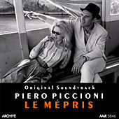 Le Mépris (Il Disprezzo) [Original Motion Picture Soundtrack] by Piero Piccioni