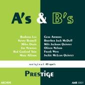Prestige A's & B's von Various Artists