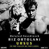 Ursus in the Valley of the Lions (Original Motion Picture Soundtrack) by Riz Ortolani
