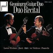 Duo Recital by Groningen Guitar Duo