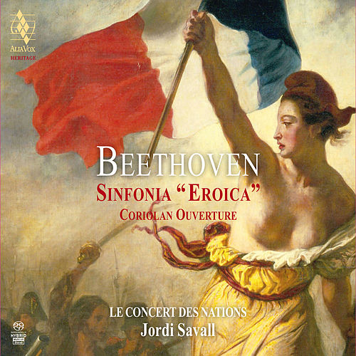 Beethoven: Sinfonia Eroica by Jordi Savall