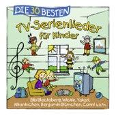 Die 30 besten TV-Serienlieder für Kinder by Karsten Glück Simone Sommerland