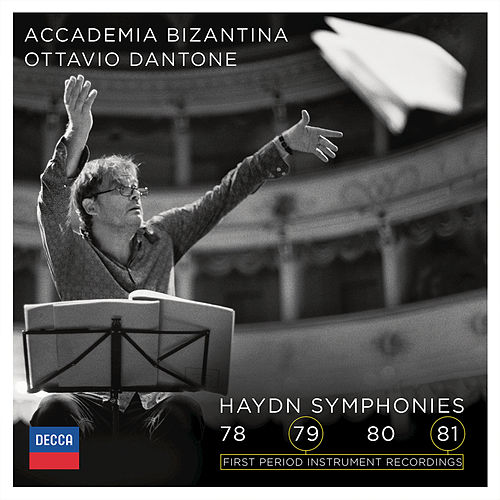 Haydn: Symphonies 78, 79, 80, 81 by Accademia Bizantina