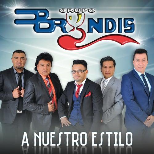 A Nuestro Estilo by Grupo Bryndis