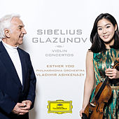 Sibelius, Glazunov Violin Concertos by Esther Yoo