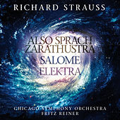 Strauss: Also Sprach Zarathustra/Elektra/Salome by Chicago Symphony Orchestra