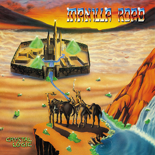 Crystal Logic by Manilla Road