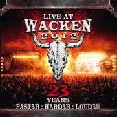 Wacken 2012 - Live At Wacken Open Air von Various Artists