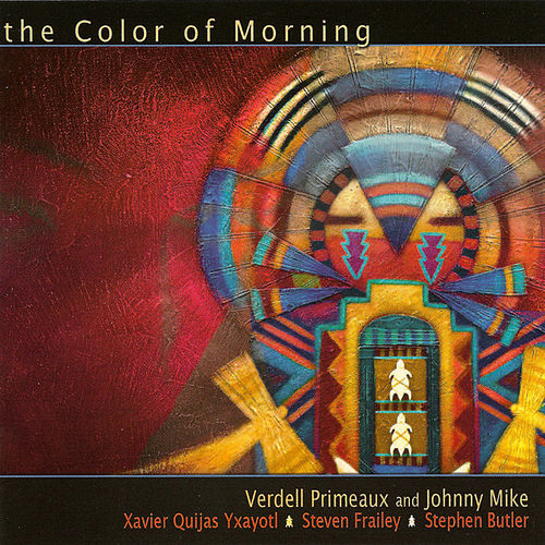 The Color Of Morning by Xavier Quijas Yxayotl