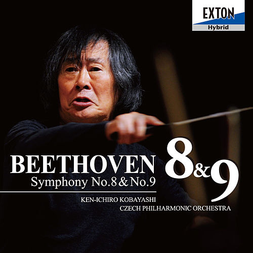 Beethoven: Symphony No. 8 & No. 9 Choral by Czech Philharmonic Orchestra