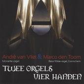 Twee Orgels, Vier Handen by Marco den Toom
