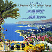 A Festival of 20 Italian Songs by Various Artists
