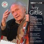 Original SWR Tapes Remastered: Ivry Gitlis (1962-1986) by Ivry Gitlis