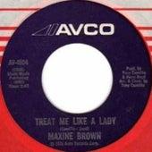 I.O.U. / Treat Me Like a Lady by Maxine Brown