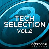 Infrasonic Tech Selection, Vol. 2 - EP by Various Artists
