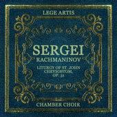 Sergei Rachmaninov: Liturgy of St. John Chrysostom, Op. 31 by Lege Artis Chamber Choir