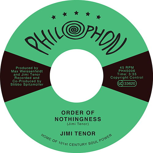 Order of Nothingness by Jimi Tenor