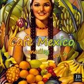 Café Mexico Medley 2: Lagrima Quieta / Adios Muchachos / Quitame De Padecer / La Rosa Bianca / Pasillo / Abismo / El Chivo / Cachito / Viegos Amigos by Various Artists