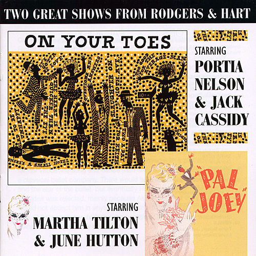 On Your Toes / Pal Joey by Various Artists