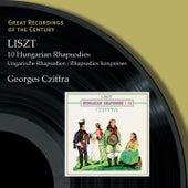 Liszt:Hungarian Rhapsodies by Georges Cziffra