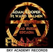 Flames (feat. Ward Palmen) by Adam Cooper