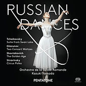 Russian Dances by Various Artists
