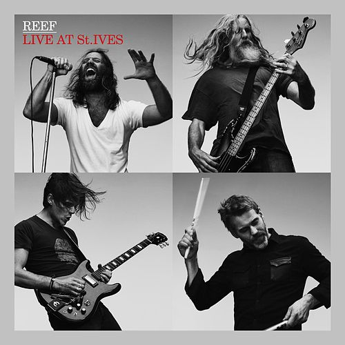 Live at St Ives by Reef