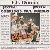 Corridos Pa'l Pueblo by Los Huracanes Del Norte