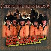 Corridos De Caballos Famosos by Los Huracanes Del Norte