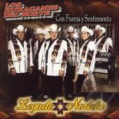 Con Fuerza y Sentimiento, Legado Norteno by Los Huracanes Del Norte