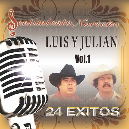 24 Exitos, Vol. 1 by Luis Y Julian