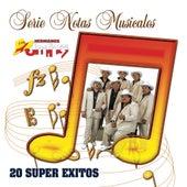 Serie Notas Musicales - 20 Super Exitos by Los Hermanos Jimenez
