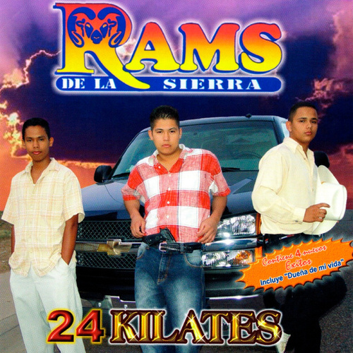 24 Kilates by Los Rams De La Sierra