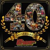 Los Huracanes del Norte - 40 Aniversario by Los Huracanes Del Norte