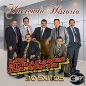 Haciendo Historia, 30 Exitos by Los Huracanes Del Norte
