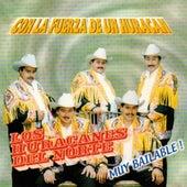 Con La Fuerza De Un Huracan, Muy Bailable! by Los Huracanes Del Norte