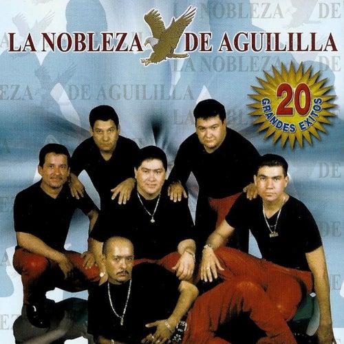 20 Grandes Éxitos by La Nobleza De Aguililla