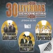 30 Leyendas Que HIzieron Historia, Vol. 1 by Various Artists