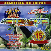 15 Grandes Exitos, Vol.1 by Los Dinamiteros De Colombia