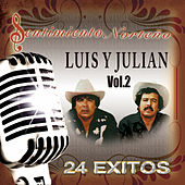 24 Exitos, Vol. 2 by Luis Y Julian