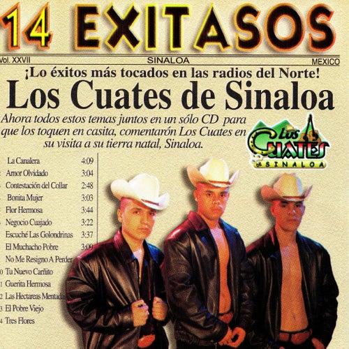 14 Exitasos by Los Cuates De Sinaloa