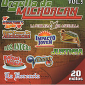 Orgullo de Michoacan, Vol. 5 by Various Artists