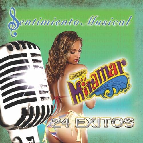 24 Exitos by Grupo Miramar