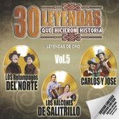30 Leyendas Que HIzieron Historia, Vol. 5 by Various Artists